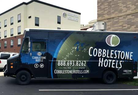 The Cobblestone Food Truck